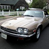 1990 Jaguar XJS Convertable Hollywood Producer  32k Original Miles 1 Owner
